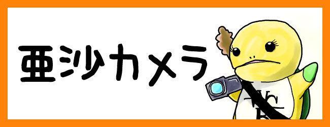 TOUR2019 亜沙カメラ