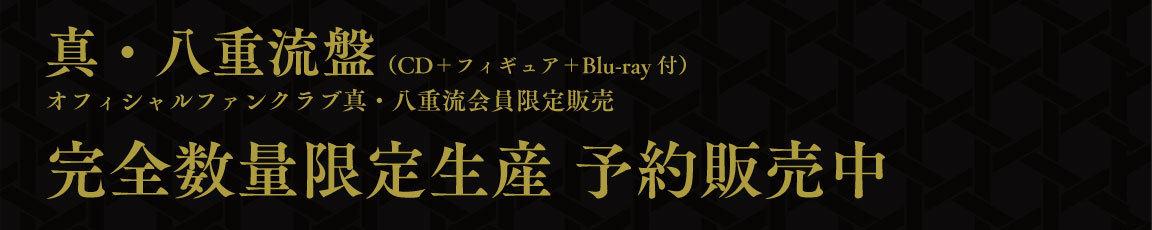 【真・⼋重流盤:予約受付】和楽器バンド「TOKYO SINGING」